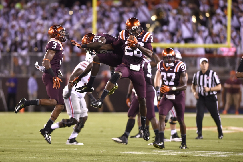 Virginia Tech Football Three Takeaways From Loss To Ohio State
